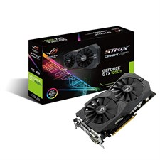 ASUS Geforce GTX 1050Ti 4GB ROG STRIX OC Edition HDMI 2.0 DP 1.4 Gaming Graphics Card