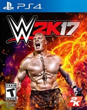 WWE 2K17 - PlayStation 4 (used)