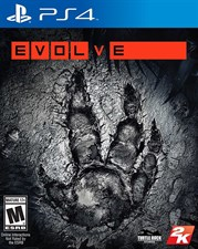 Evolve - PlayStation 4 (used)