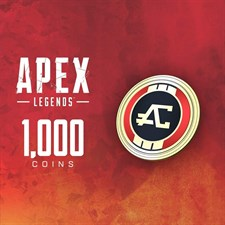 APEX Legends: 1000 Coins - XBOX [Digital Code]