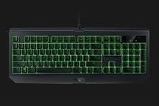 RAZER BLACK WIDOW ULTIMATE MECHANICAL GAMING KEYBOARD (GREEN SWTICHES)
