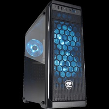 Cougar MX330-G Air Glass Window Mid-Tower Case