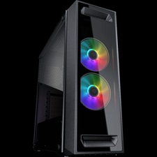 Cougar MX350 RGB Enhanced Visibility Mid-Tower Case