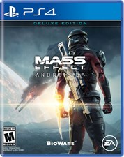 Mass Effect: Andromeda Digital Deluxe edition (Digital Preorder)