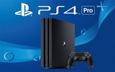 Sony PS4 Pro 1 TB Console